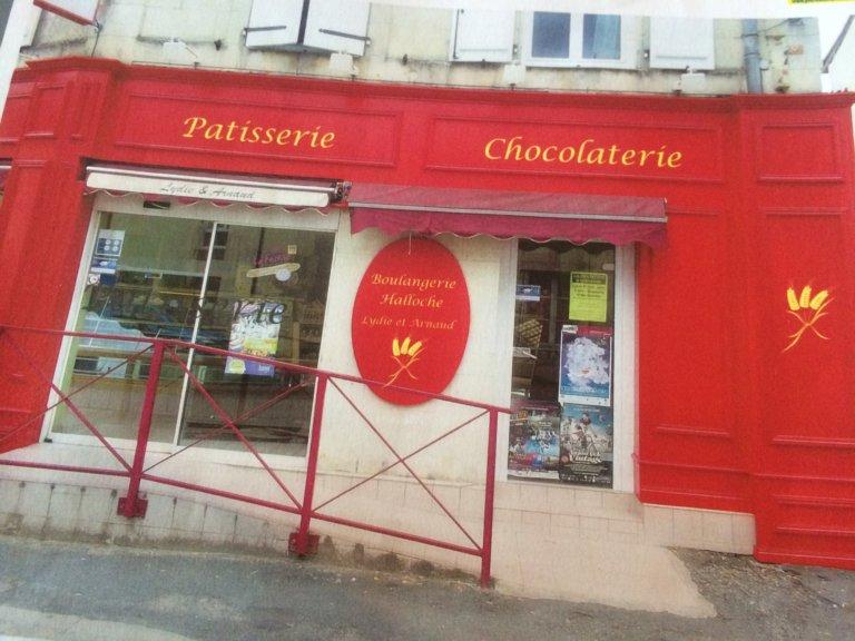 Boulangerie Halloche