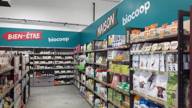 Biocoop Le Cadre Bio – Distré