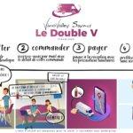 Le Double V, boutique et bar à vins