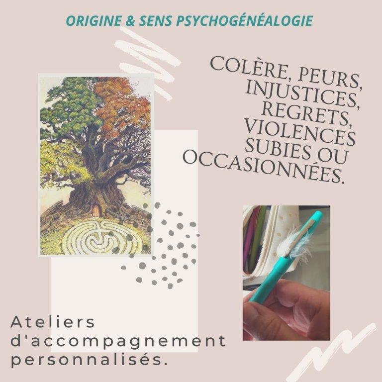 Origine & Sens Psychogénéalogie
