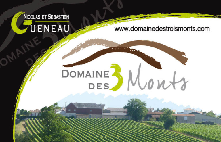 Domaine des 3 Monts