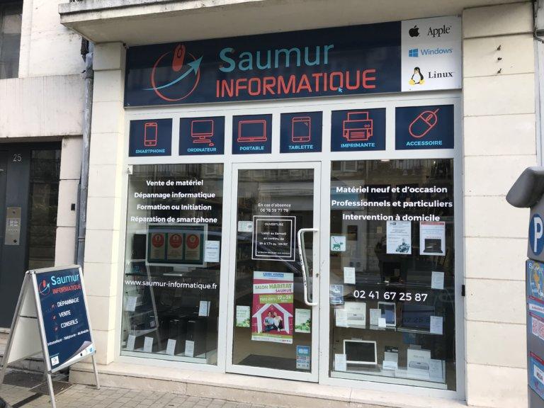 Saumur Informatique