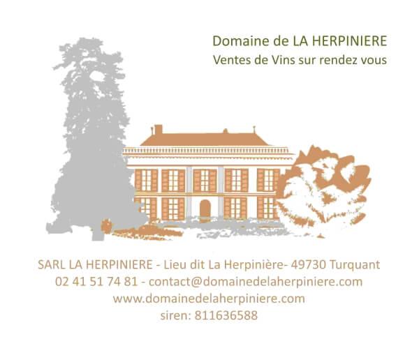 DOMAINE DE LA HERPINIERE