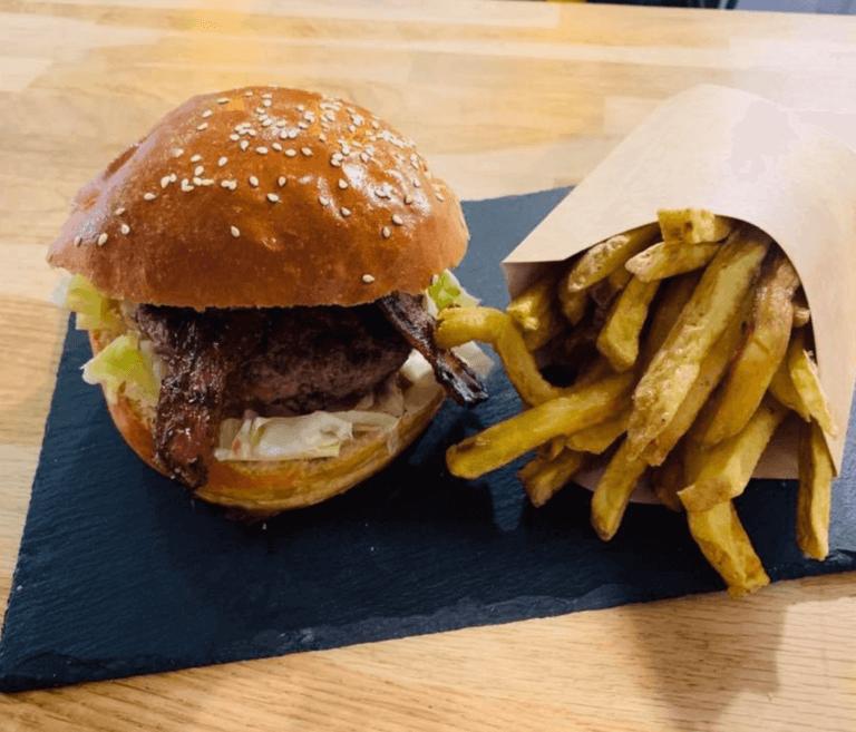 Chez Alfred Burgers Premium