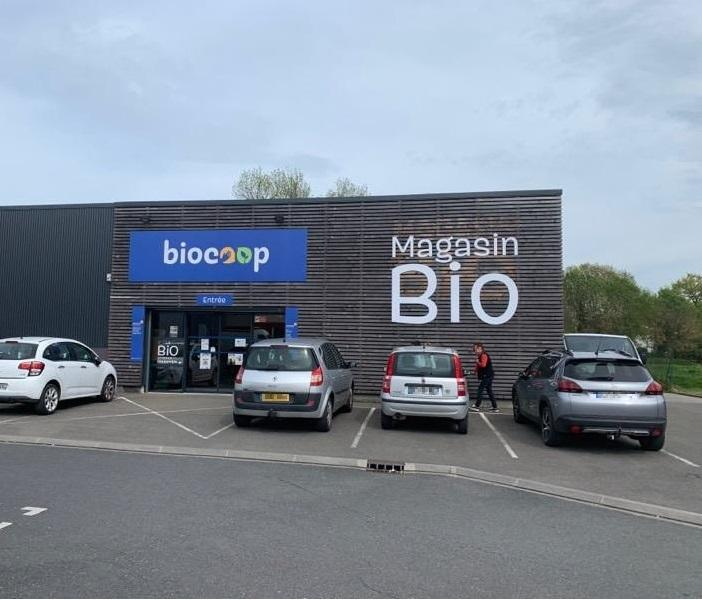 Biocoop Caba Angers