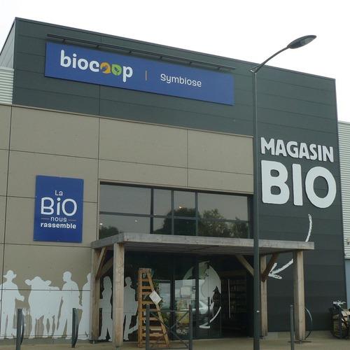 Biocoop Symbiose – Chalonnes sur loire