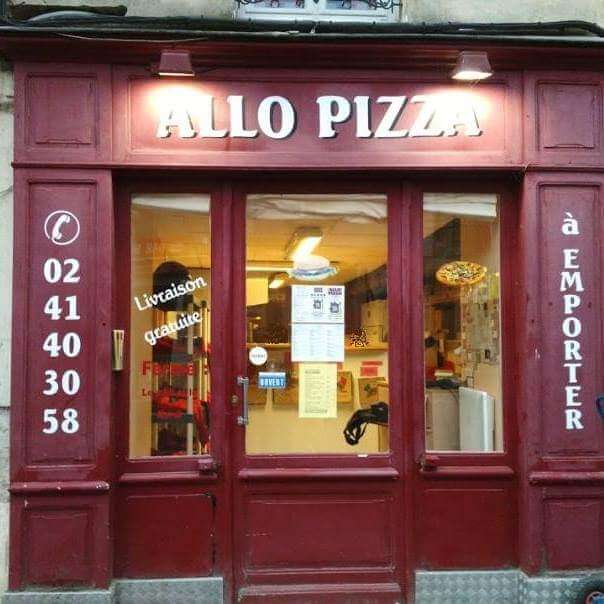 Allo pizza