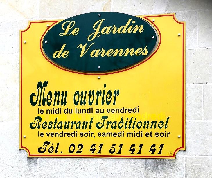 Les Jardins de Varennes