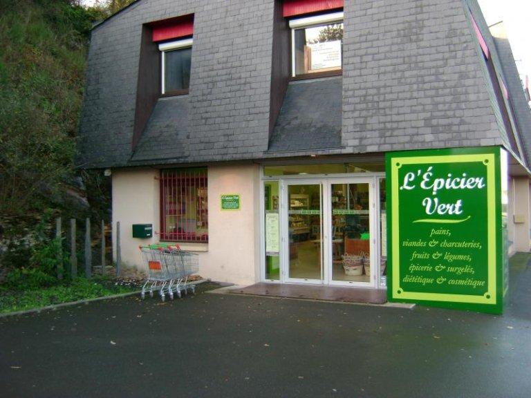 L'Épicier Vert