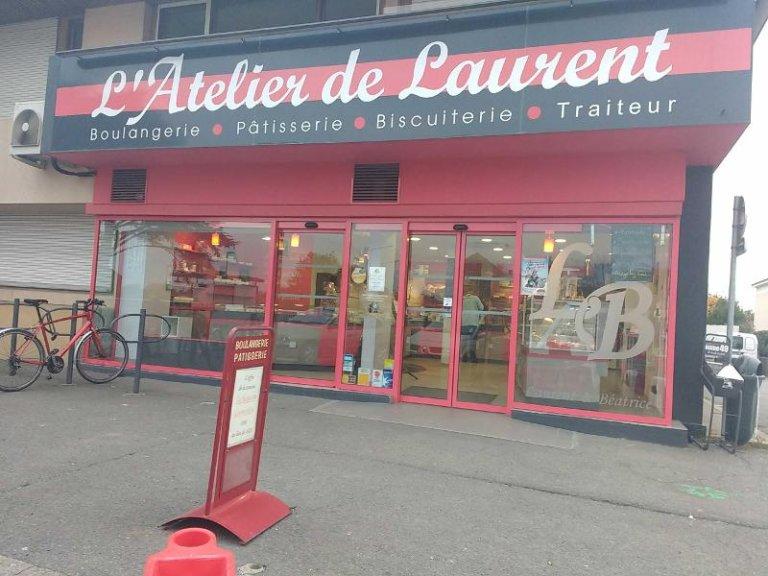 L'atelier de Laurent